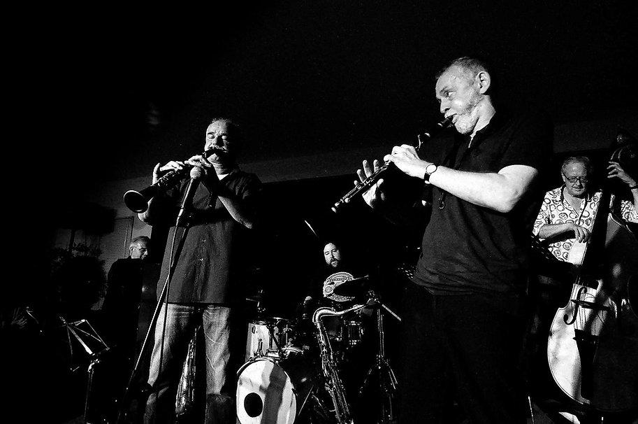 Creole Clarinets - Harry Kanters -Uli Wu