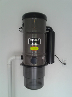 Central Vacuum Unit