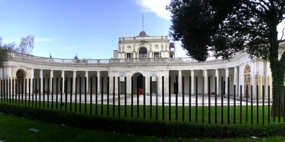 Presentazione Il Dominio del Cielo - Clotho a L'Aquila