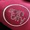 Thumbnail: Pink Spin City Zip-Up Hoodie