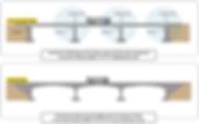 교량비교표 (시공성, 유지관리)