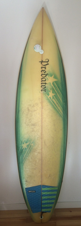 Surfboard 6'1