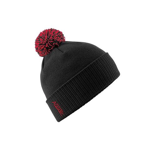 Woolly Bobble Hat