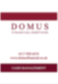 Domus financial services guides