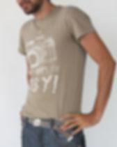 Brown My Baby Tshirt 2