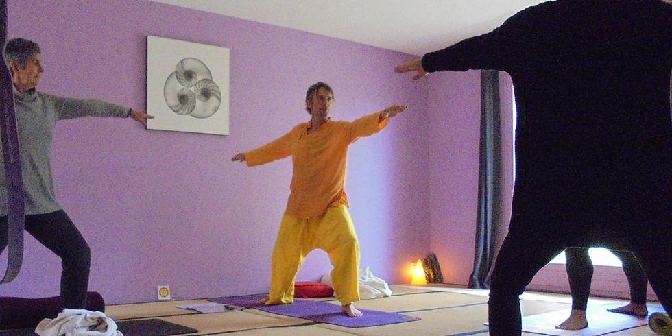 Stage Yoga Méditation Jeûne