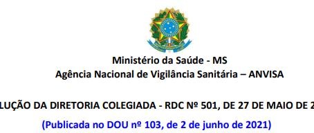 Notificação de ações de campo para produtos para saúde no Brasil é obrigatória