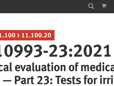 ISO 10993-23:2021