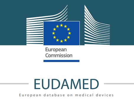 Módulo de Registro da EUDAMED será disponibilizado