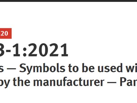 Embalagem de produto para saúde, quais símbolos precisa ter?