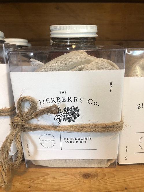 Elderberry Syrup Kit