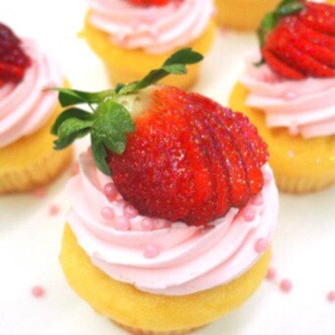 All that Glitters cupcakes- 1 dozen