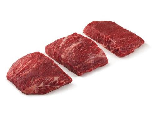 Flat-Iron Steak  1/pk, $/lb