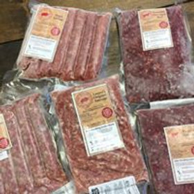 90/10 Ground Beef Bundle (30lb)