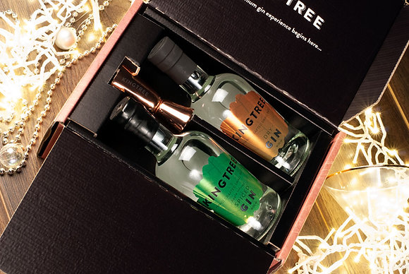 Kingtree 50cl Gift Set with Jigger Measure