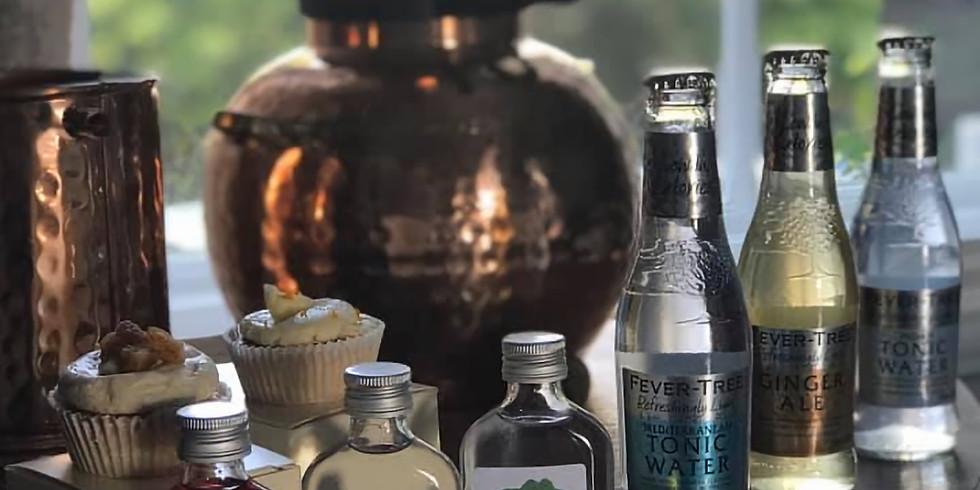 Gin tasting at home - £24.95 for x6 drinks