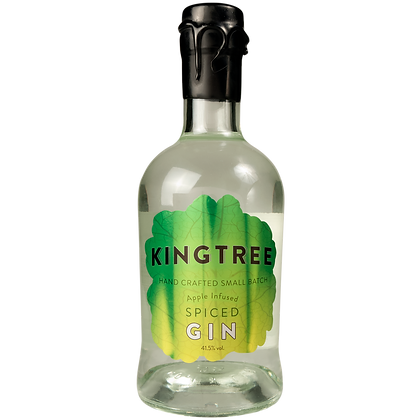 Kingtree Apple Infused Spiced Gin 50cl