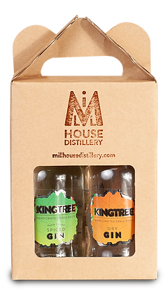 Kingtree Twin Gift Pack 2x20cl