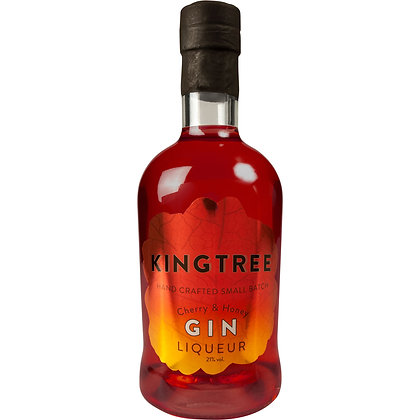 Kingtree Cherry and Honey Gin Liqueur 50cl