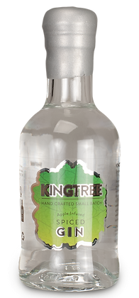 Kingtree Apple Infused Spiced Gin 20cl