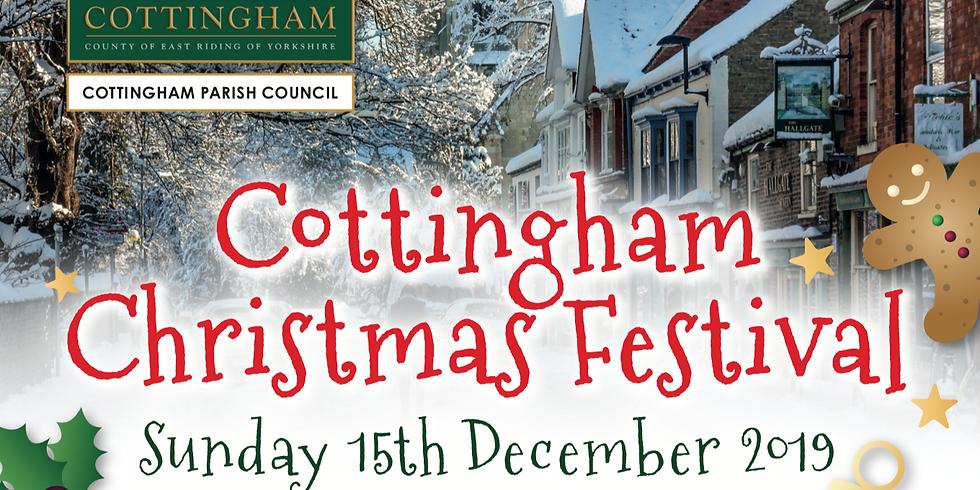 Cottingham Christmas Market