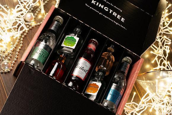 Kingtree Gin Cocktail Kit Gift Set