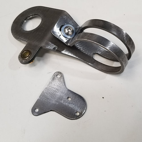 Softail nacelle air ride mounts