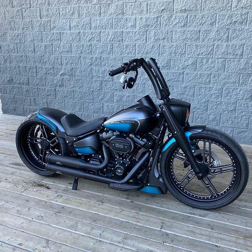 M8 Softail Electric Center Stand, 2018 & Up
