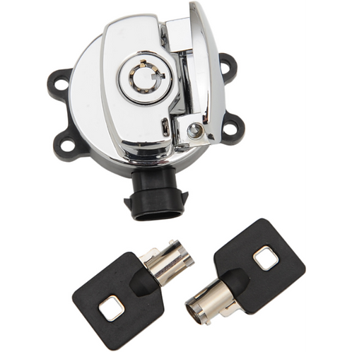 Chrome Side Hinge Ignition Switch