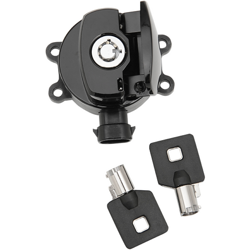 Gloss Black Side Hinge Ignition Switch 2014 & Up