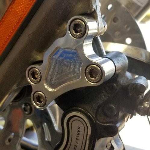 M8 Softail Brake Adapter for M8 Softail Rake Kit
