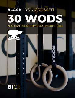 30 WODs_ You can do at home or on the ro