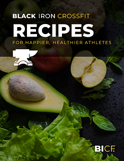 Recipes_ For Happier, Healthier Athletes