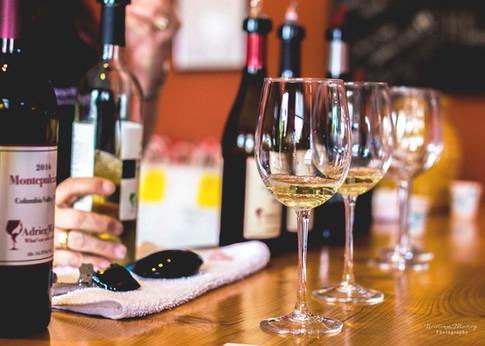 Wine Lineup 2017