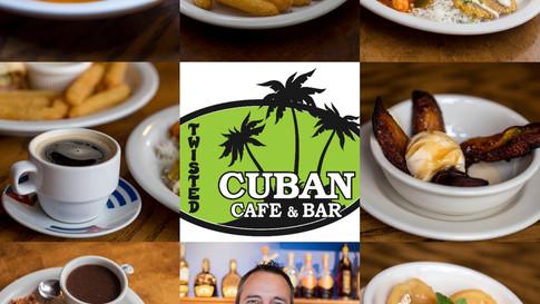 Twisted Cuban Cafe: Wine Tasting Shuttle Partner