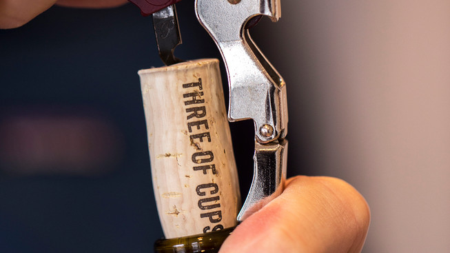 Three of Cups Winery:  Wine Tasting Shuttle Partner