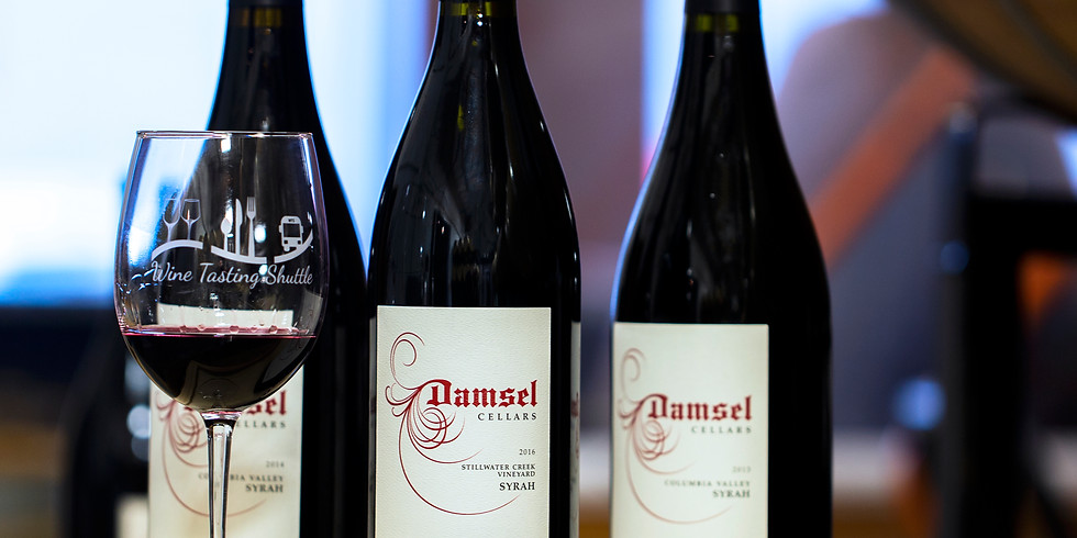 Vertical Syrah Wine Tasting and Networking (Seattle Kimpton Hotels)