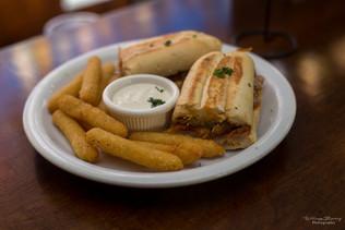 Twisted Cuban Sandwich