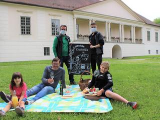 Schloss Retzhof: Herrschaftliches Picknick im Grünen