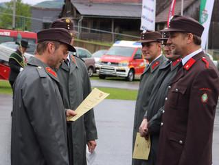 Gemeinsames Feiern in Leutschach