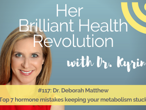 Top 7 hormone mistakes keeping your metabolism stuck