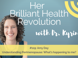 Understanding Perimenopause: What's happening to me?