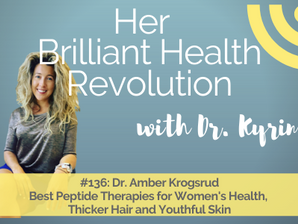 Best Peptide Therapies for Women's Health, Thicker Hair, and Youthful Skin