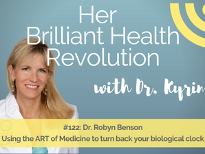 Using the ART of Medicine to turn back your biological clock