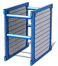Steel-Wrapped-Aluminum-Trench-Shield-dwg