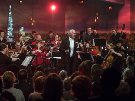 Noel Tredinnick & the All Souls Orchestra
