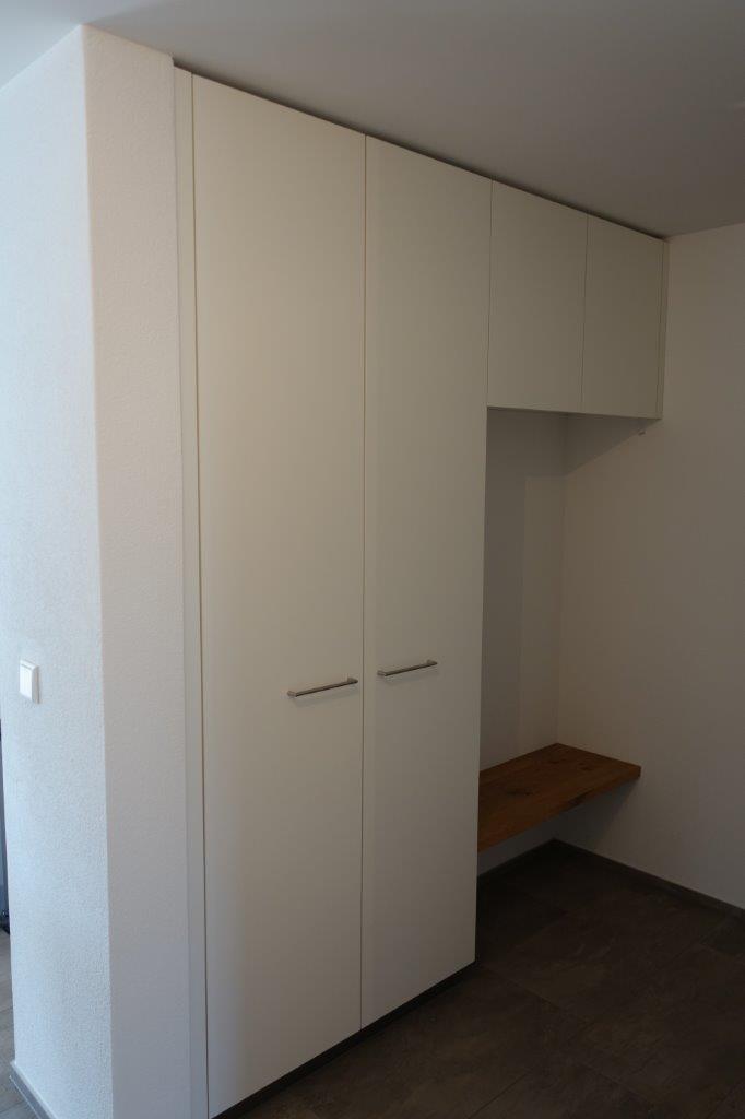 Einbau-Garderobe