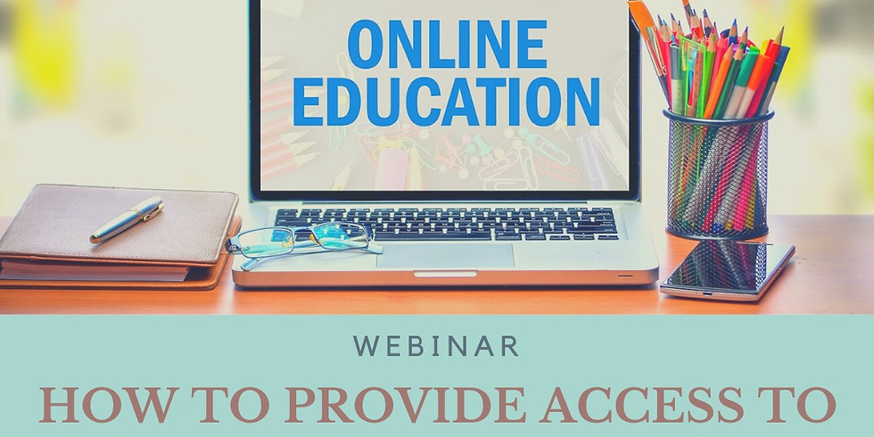 How to Provide Access to Deaf and Hard of Hearing Students Online