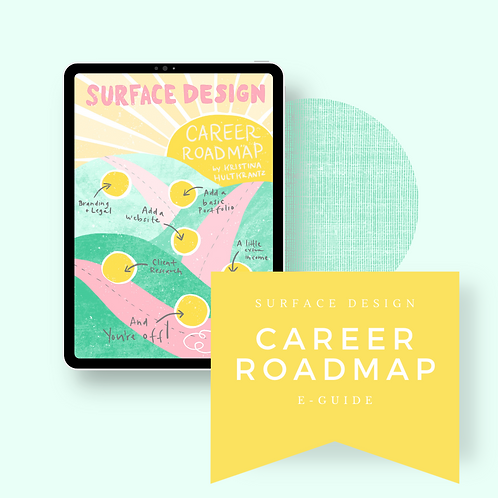 Surface Design Career Roadmap