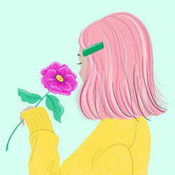emmakisstina-portrait-flower